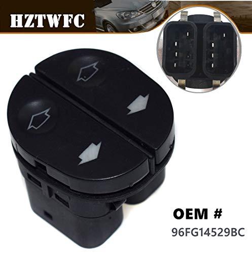 HZTWFC Nuevo lado del conductor Elevalunas eléctrico Elevalunas Interruptor Winder OEM #...