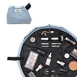 Make-up-Tasche von The Flat Lay Co., lässt sich flach auslegen, Reise-Kosmetiktasche, ohne Inhalt...