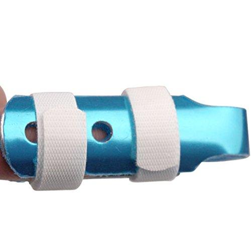 H+H Orthese Fingers Finger Fingerschiene Bruch Fingertip Schutz Finger Sehne Sehnenbruch Rehabilitation -
