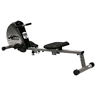 Charles Bentley Fitness Foldable Pulley Indoor Cardio Home Gym Rower Rowing Machine by Charles Bentley