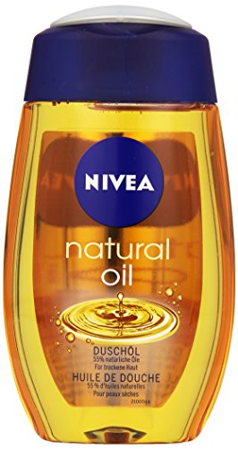 Nivea Natural Duschöl, 1er Pack (1 x 200 ml)