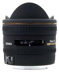 Sigma 10mm f2.8 EX DC Horizontal Fisheye Lens For Sigma Digital Cameras