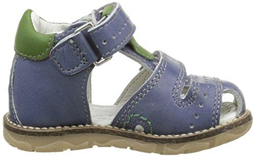 Noël Mini Honey, Chaussures Bébé marche bébé garçon Bleu (19 Jean)