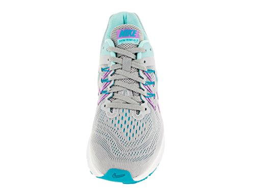 Zoom WINFLO 2 Chaussure de course Wolf Grey/Bl Lgn/Cp/Fchs Glw