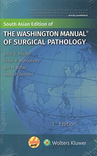 The Washington Manual of Surgical Pathology 3/e