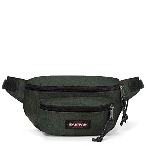 Eastpak Doggy Bag Gürteltasche, 27 cm, 3 L, Grün (Crafty Moss)
