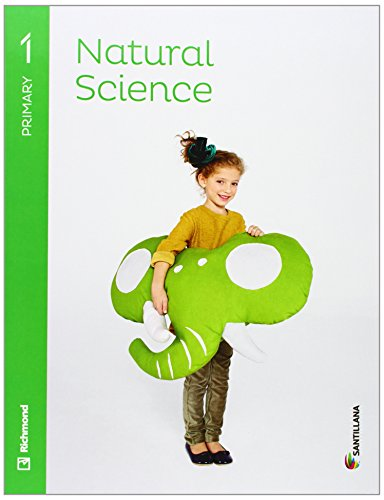 Natural science 1 primary student's book + audio