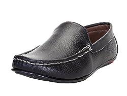 CatBird Men Black Loafers - 8 UK