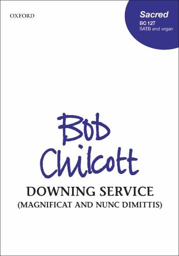Downing Service (Magnificat and Nunc Dimittis): Evening Service
