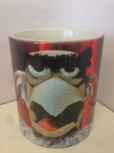 The Muppet show Mug Cup Disney Memorabilia SAM THE EAGLE by DGM (Disney Cups World Walt)