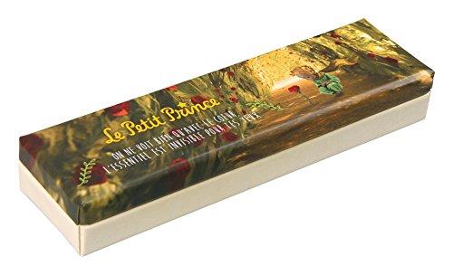 Clairefontaine Le Petit Prince Plumier carton 21 x 5,50 x 3 cm