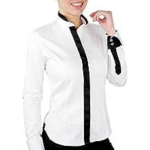 chemise femme col mao chemise homme noire col mao. Black Bedroom Furniture Sets. Home Design Ideas
