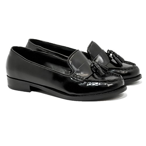 AMBASSADOR  Office17, Mocassins (loafers) femme Noir
