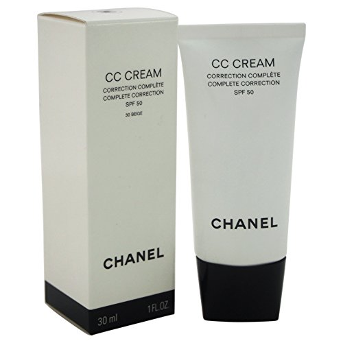 Chanel CC Creme 30 - beige - Damen, 1er Pack (1 x 30 ml)