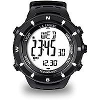 La Crosse Technology Uhr, Höhenmesser, Barometer, Kompass