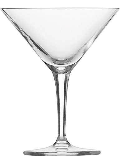 Schott Zwiesel 115838 Martiniglas, Glas, transparent, 6 Einheiten