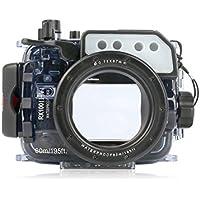 seafrog 60m/195ft Wasserdicht Unterwasser Kamera Gehäuse Fall Arbeit für Sony Sony RX100I II III IV V Kameras