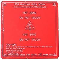 MK2a 300x300 mm Heizbett Heat Bed RepRap Prusa 3D Drucker 3D-Printer
