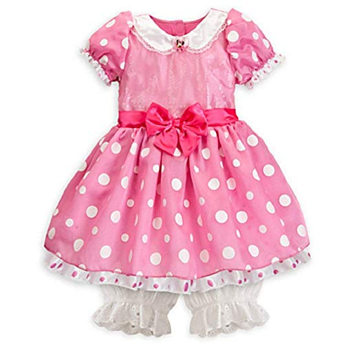 Mouse Dress Costume Halloween Fancy Pink Size 3-6 Months New ()
