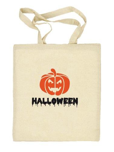 Costume Bag Juta Nature Shirtstreet24 Bag Halloween Cloth Pumpkin wSCxHzAnqE