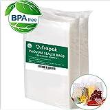 100Sacs30x40 cm sac sous vide alimentaire. Commercial pour La Nourriture Sacs De...