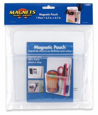 Preisvergleich Produktbild Master Magnetics 08142W x H W x 16,5cm H X.375Dick 3D, magnetisch Soft Pouch, transparent