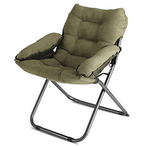 QIDI Chaise Longue Extérieure Pliante en Métal Extérieure 52 * 58cm (Couleur : Style 5)