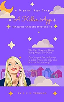 Descargar Torrents En Español A Killer App: Marjorie Gardens Mystery (Digital Age Cozy Book 3) PDF Web