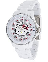Hello Kitty Mädchen-Armbanduhr Kids HK1464-041 Analog Quarz