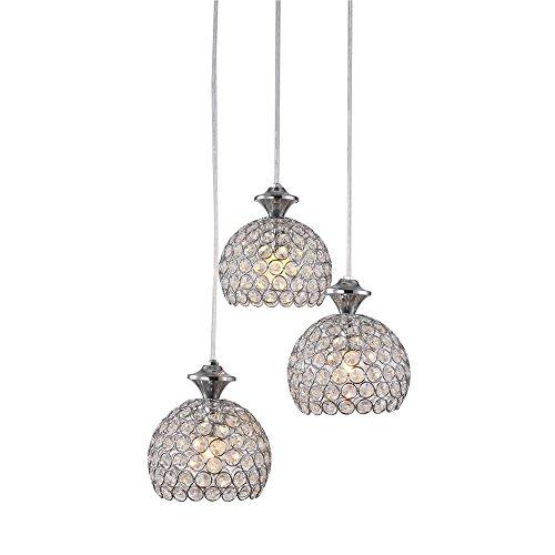 LED Decken Pendel Küchen Wohnzimmer Büro Hänge Lampe Höhe 1200 mm Leuchte 7 Watt
