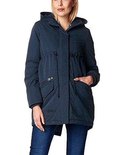 ESPRIT Maternity Damen Jacke Jacket, Blau (Night Blue 486), 44 (Herstellergröße: 44)