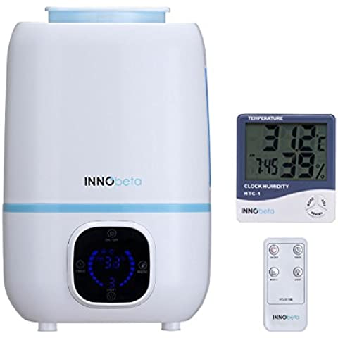 InnoBeta Fountain Umidificatore 3,0 Litri ad Ultrasuoni
