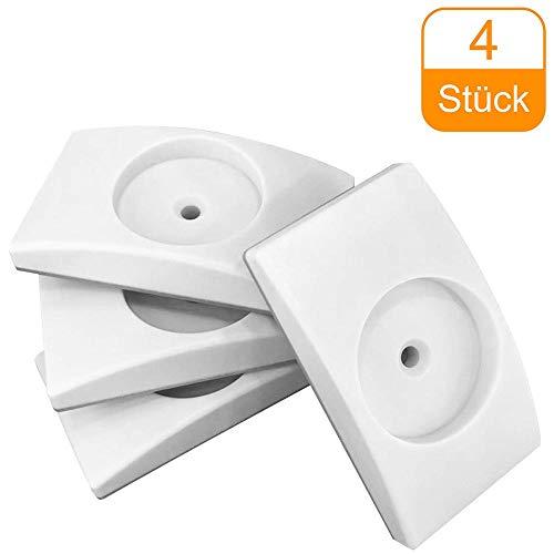 CalMyotis Sicherheits Wandschutz für Treppenschutzgitter, Druck Tür Schützt Treppen, Türen, Tore und Wände - Equalizer Kissen