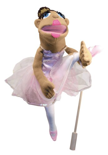 Melissa & Doug Ballerina Puppe