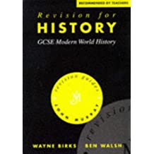 Revision for History: GCSE Modern World History (Revision Guides)
