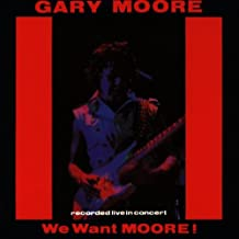 We Want Moore [Import anglais]