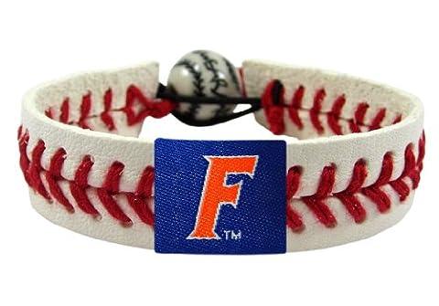 NCAA Florida Gators Classic Baseball Bracelet