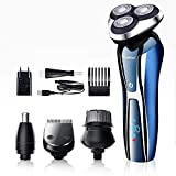 Best Wet And Dry Shaver - 4 In 1 Professional Electric Razor Shaver Men Review