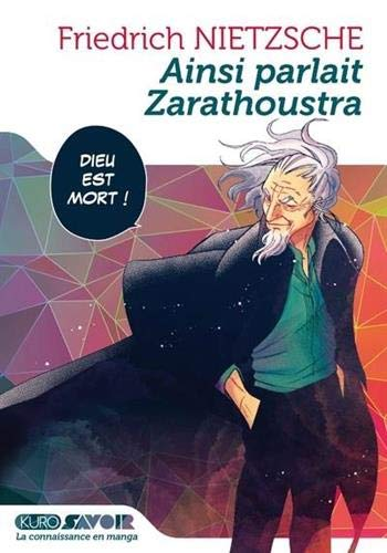 Ainsi Parlait Zarathoustra Edition simple One-shot