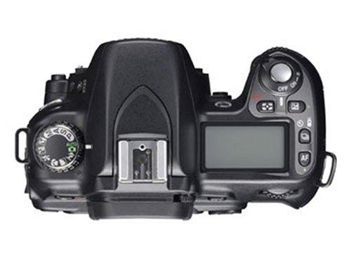 Nikon D80 SLR-Digitalkamera (10 Megapixel) Gehäuse - 3