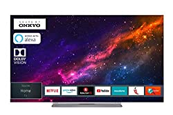 Toshiba 55X9863DA OLED Fernseher (4K Ultra HD, Triple Tuner, Smart TV, Dolby Vision HDR, Prime Video, Alexa ready)