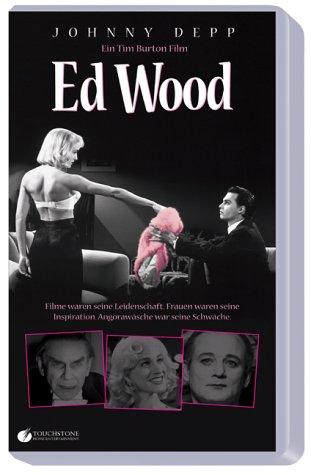 Bild von Ed Wood [VHS]