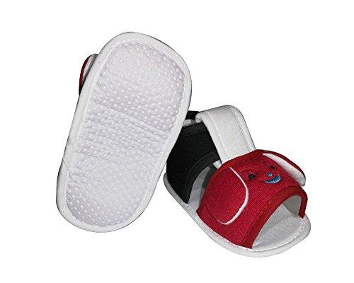 Instabuyz Newborn / Pre-Walker / Infant Baby Boy's & Girl's Cute Anti-collision Sandals / Shoes (3-12 Months)