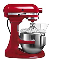 KitchenAid 5KPM5BER 4.8-Litre Bowl Lift Stand Mixer (Empire Red)