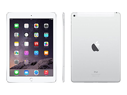 Apple iPad Air 2 MH2V2LL/A Tablet (16GB, 9.7 Inches, WI-FI) Silver, 2GB RAM Price in India