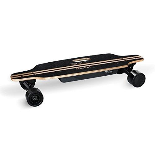 Nilox 30NXSKMO00003 Skate Eléctrico, Unisex Adulto, Negro, 75x13