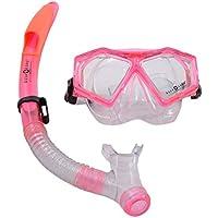 Aqua Lung Sport Molokai Spout Snorkel Set Junior - Junior Snorkel Set