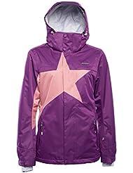 Zimtstern Damen Snowy Herringbone Snow Jacket
