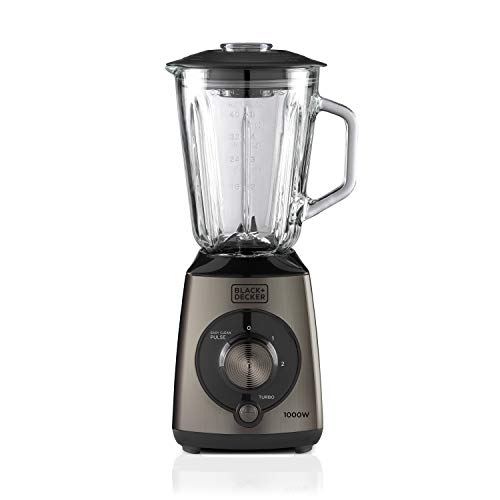 Black + Decker BXJB1000E Blender Verre, 1.5 liters,...