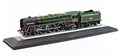 Corgi Diecast Model BR 4-6-2 Britannia Class Oliver Cromwell 70013 Train ST97702 von Corgi
